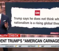 John Avlon President Trump's American Carnage – CNN
