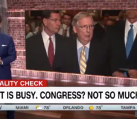 John Avlon August is a Busy Month, Congress Not So Much – CNN