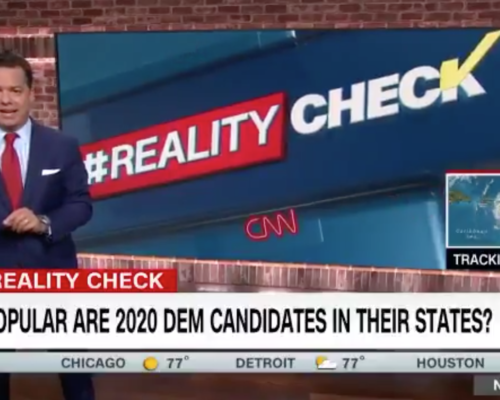 John Avlon How Popular Are Democratic Candidates in there Own States – CNN