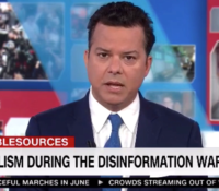 John Avlon Journalism During the Disinformation Age – Reliable Sources – CNN