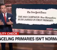 John Avlon Canceling Primaries is Not Normal – CNN
