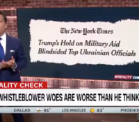 John Avlon Trump's Whistleblower Woes Are Worse Than He Thinks – CNN