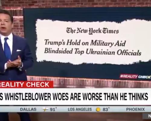 John Avlon Trump's Whistleblower Woes Are Worse Than He Thinks – CNN