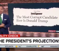 John Avlon All the President's Projections – CNN