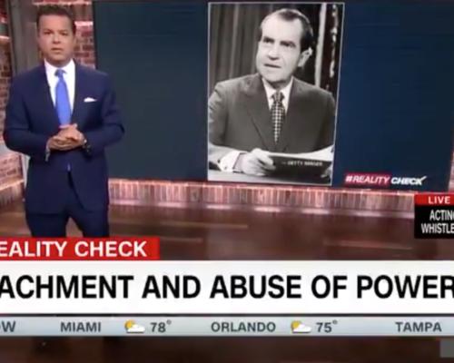 John Avlon Impeachment and the Abuse of Power – CNN