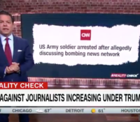 John Avlon Threats Against Journalism Increase Under Trump – CNN