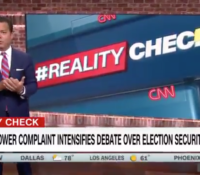 John Avlon Whistleblower Complaint Intensifies Debate Over Election Security – CNN