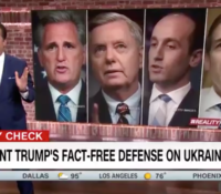 John Avlon President Trump's Fact Free Defense on Ukraine – CNN