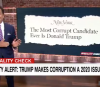 John Avlon Absurdity Alert: Trump Makes Corruption a 2020 Issue – CNN