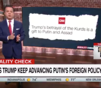 John Avlon Why Does Trump Keep Advancing Putin's Foreign Policy – CNN