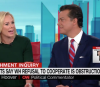 John Avlon Whitehouse Refuses to Cooperate with Congress – CNN