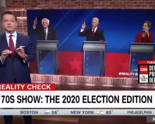 John Avlon That 70s Show: 2020 Election Edition – CNN
