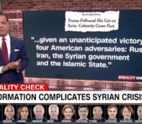 John Avlon Disinformation Complicates Syrian Crisis – CNN