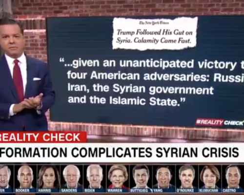 John Avlon Disinformation Complicates Syrian Crisis – CNN