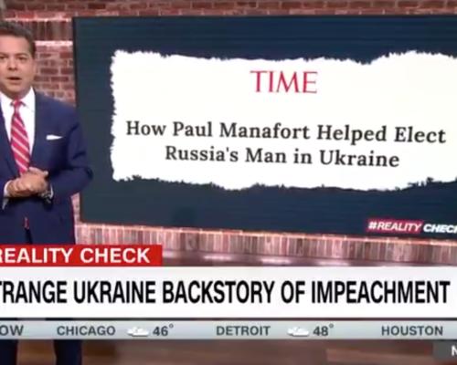 John Avlon The Strange Ukraine Backstory of Impeachment – CNN
