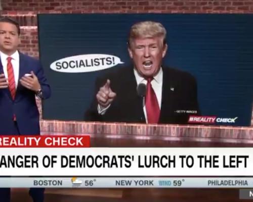 John Avlon The Danger or Democrats Lurching to the Left – CNN