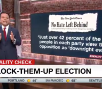 John Avlon The Lock-Them-Up Election – CNN