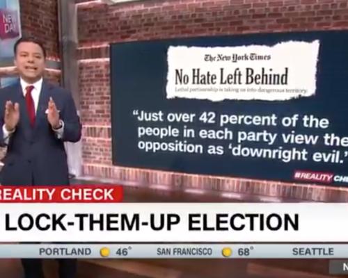 John Avlon The Lock-Them-Up Election – CNN