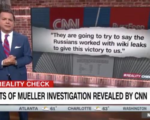 John Avlon Secrets of Mueller Investigation Revealed by CNN – CNN