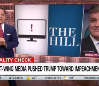 John Avlon How Right Wing Media Pushed Trump Toward Impeachment – CNN