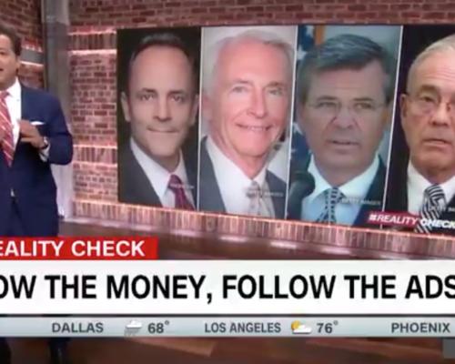 John Avlon Follow the Money, Follow the Ads – CNN