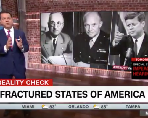 John Avlon Fractured States of America, How Did We Get Here? – CNN