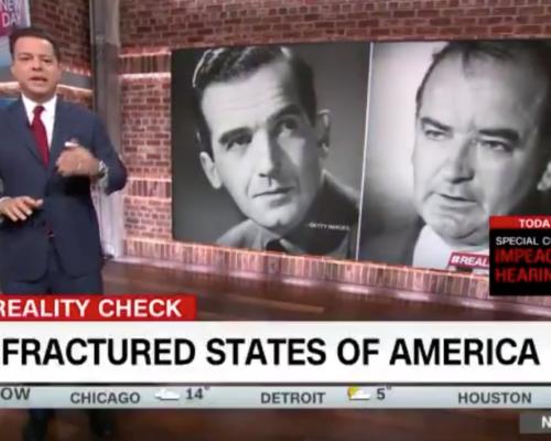 John Avlon The Fractured States of America, Partisan Media Unlike Ever Before – CNN
