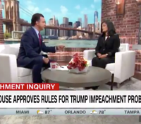 John Avlon Divided House Rules for Trump Impeachment Probe – CNN