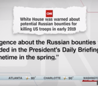 John Avlon President Trump's history of inaction with Russia – CNN