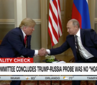 John Avlon The Trump campaign's Russia connections were real – CNN