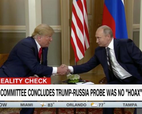 John Avlon The Trump campaign's Russia connections were real – CNN