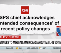 John Avlon How the USPS became a political battleground – CNN