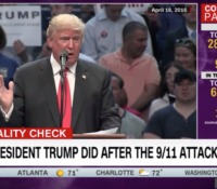 John Avlon What President Trump Did After the 9/11 Attacks – CNN