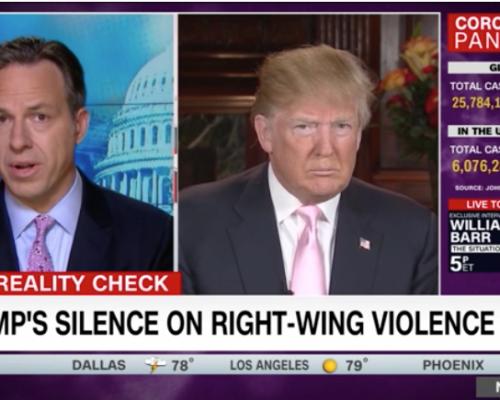 John Avlon Apparently This is Hard for President Trump – CNN