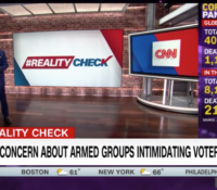 John Avlon Why the FBI is planning for possible Election Day violence – CNN