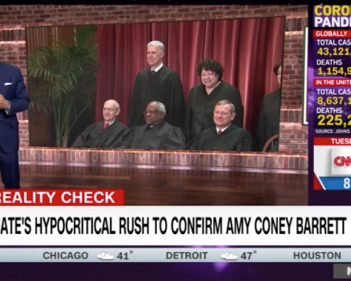 John Avlon Republicans Have Been Trying to 'Pack Courts' for Years – CNN