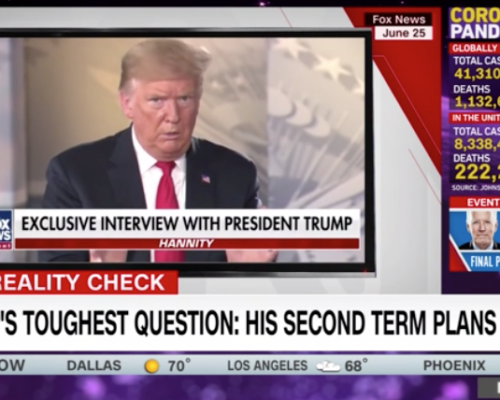 John Avlon Trump Has Had a Hard Time with This Question – CNN