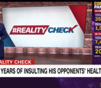 John Avlon President Trump's Sickness is a Karmic Twist – CNN