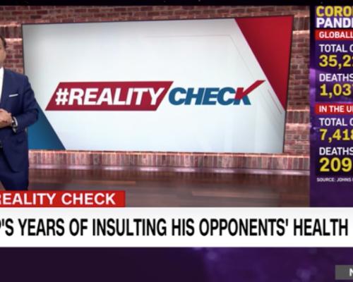 John Avlon President Trump's Sickness is a Karmic Twist – CNN