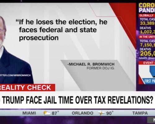 John Avlon What It Means if Donald Trump Loses the Election  – CNN