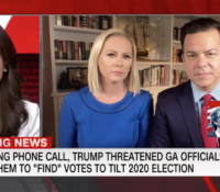 John Avlon Trump Threatened Georgia Election Officials to Find Votes – CNN