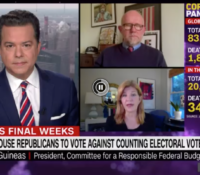 John Avlon John Avlon Speaks With Rick Wilson and Maya MacGuineas – CNN