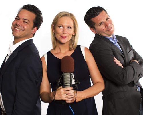 John Avlon CNN Podcast: Big Three – Margaret Hoover, Dean Obeidallah, John Avlon