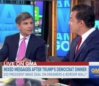 John Avlon Democratic leaders, White House dispute deal on border wall – GMA