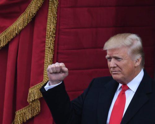 John Avlon Donald Trump's 'American Carnage' Inaugural