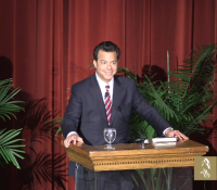 John Avlon Ford Evening Book Talk at Mount Vernon