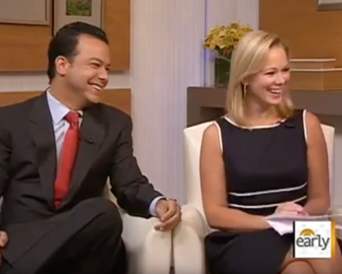 John Avlon GOP Contenders Take Aim – CBS Early Show
