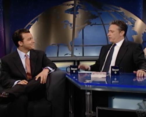 John Avlon John Avlon on the Daily Show with Jon Stewart