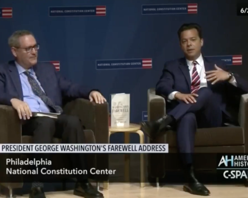 John Avlon John Avlon – Philadelphia National Constitution Center – CSPAN