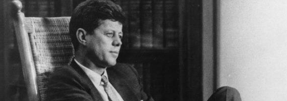 John Avlon John F. Kennedy